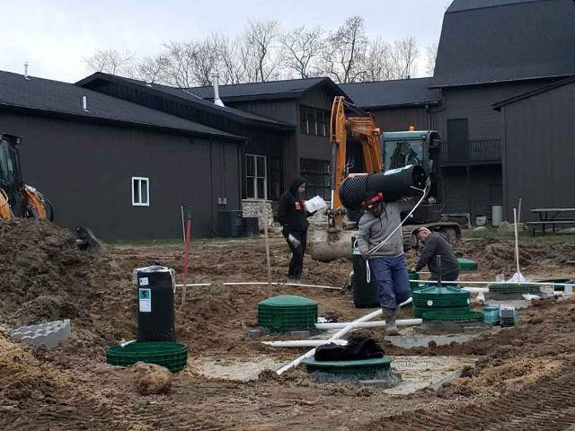 VOSS Aerobic Septic System